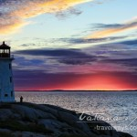Peggy's Cove Lighthouse – One of the top attractions in Nova Scotia, Canada