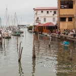Photo: Belize City Harbor and Marina, a busy interesting place
