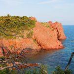 Cote d'Azur – The Mediterranean Blue Coastline of France