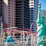 Las Vegas Strip is a Tour Around the World